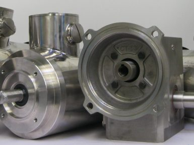What Are the Materials Used to Make Stainless Steel Motors?