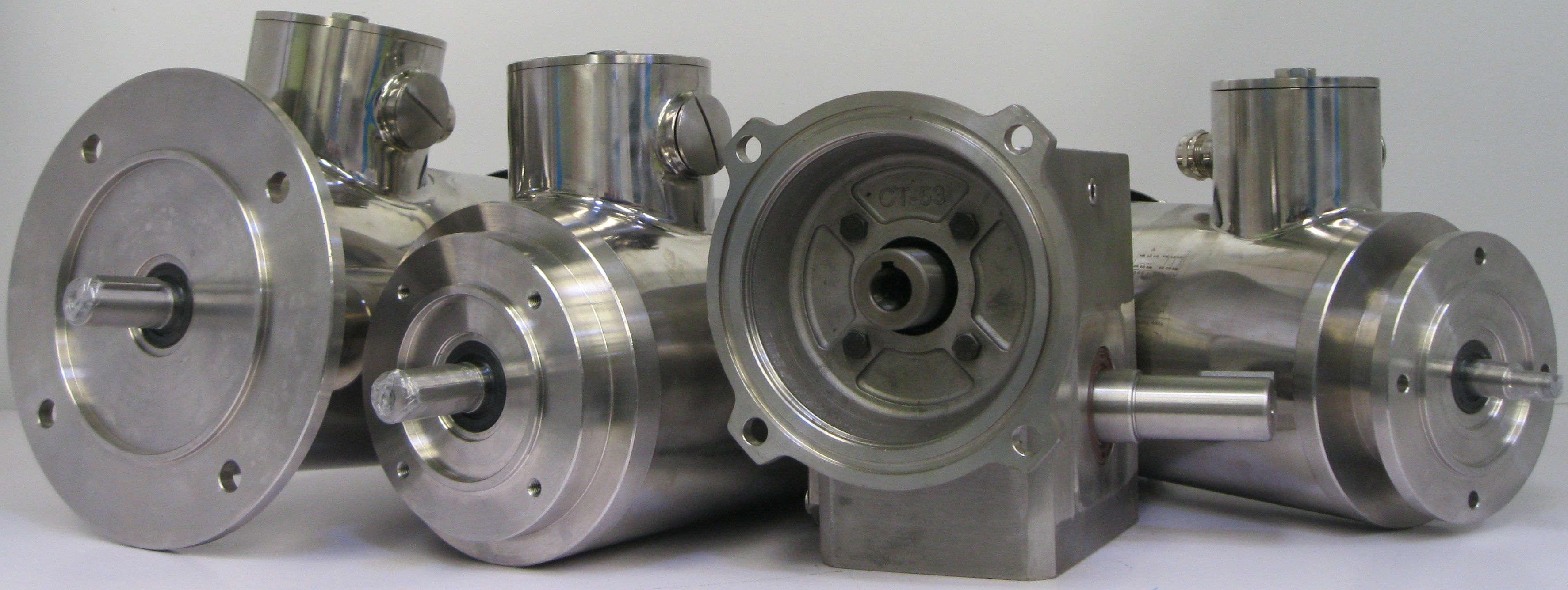 Stainless Steel Motors